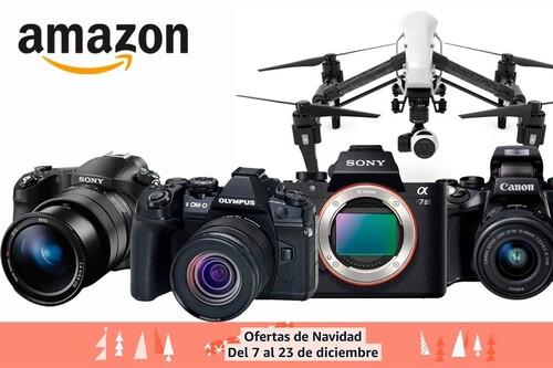 Regalar fotografía o un dron estas navidades sale un poco más barato con estas ofertas de Amazon