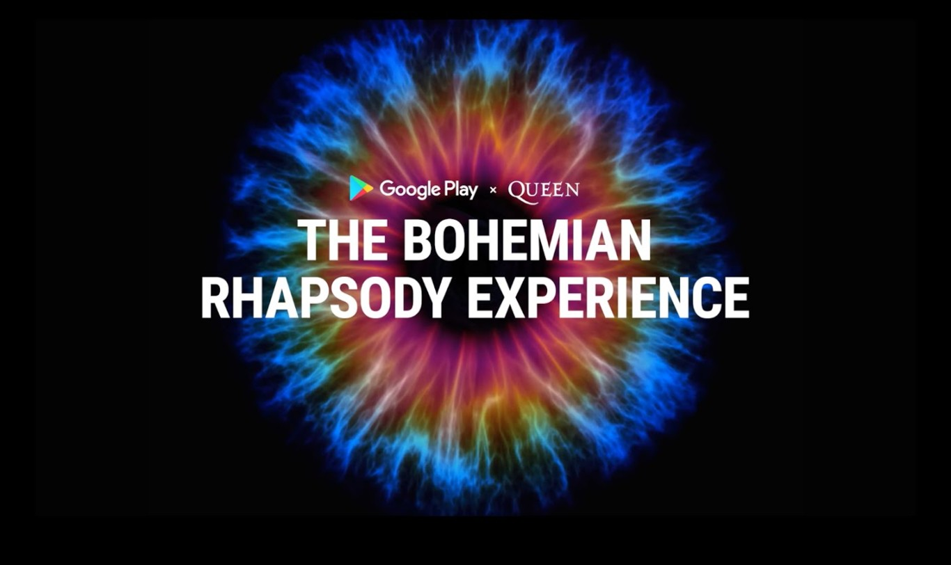 Google lanza Bohemian Rhapsody Experience, una versión a 360 y en 3D de la mítica canción de Queen