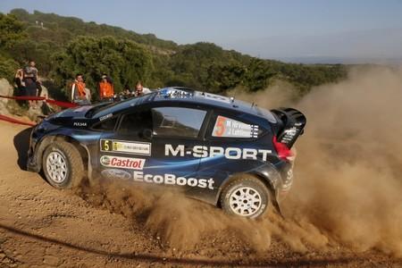 Rally de Cerdeña 2014: Mikko Hirvonen se hace con la superespecial y es el primer líder