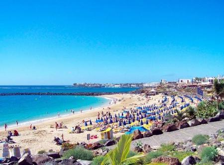 Cinco destinos de playa para ir con niños (II): Lanzarote