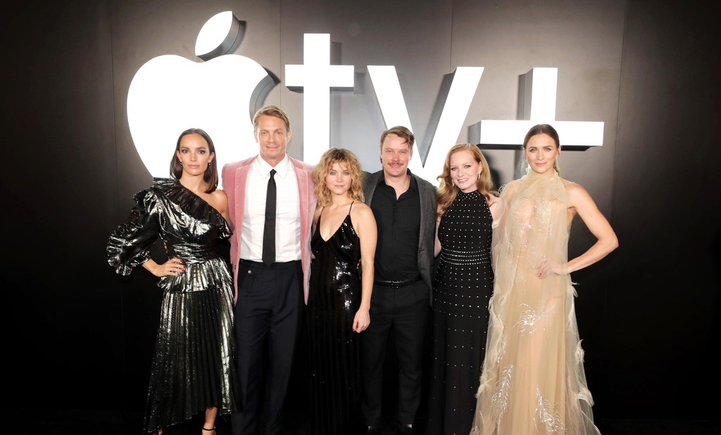 Primer gran estreno de Apple™ TV+: la compañía festeja la première de 'For All Mankind' en California