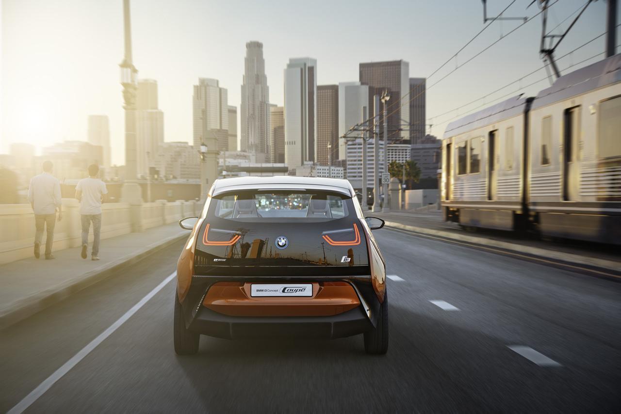 Foto de BMW i3 Concept Coupé (21/25)