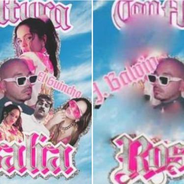 """Rosalía, Lady Gaga, Beyoncé...  El """"Spoty"""" iraní hace desaparecer a las mujeres de las portadas de sus discos"""