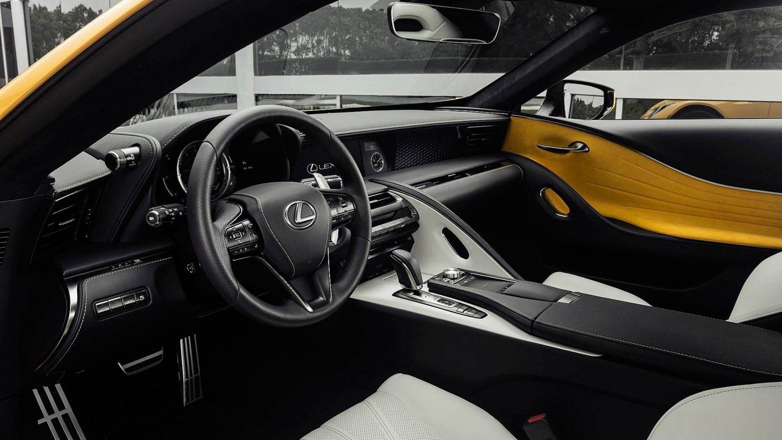 Foto de Lexus LC 500 Inspiration Series (8/14)