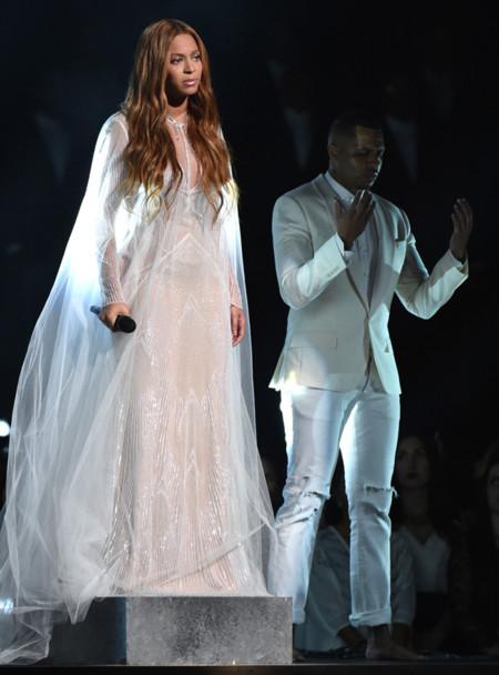 Beyonce Grammy 2015 Concierto