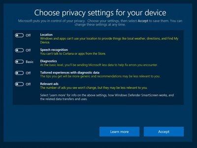 Microsoft se reafirma en su compromiso para proteger y velar por nuestra privacidad en el uso de Windows 10