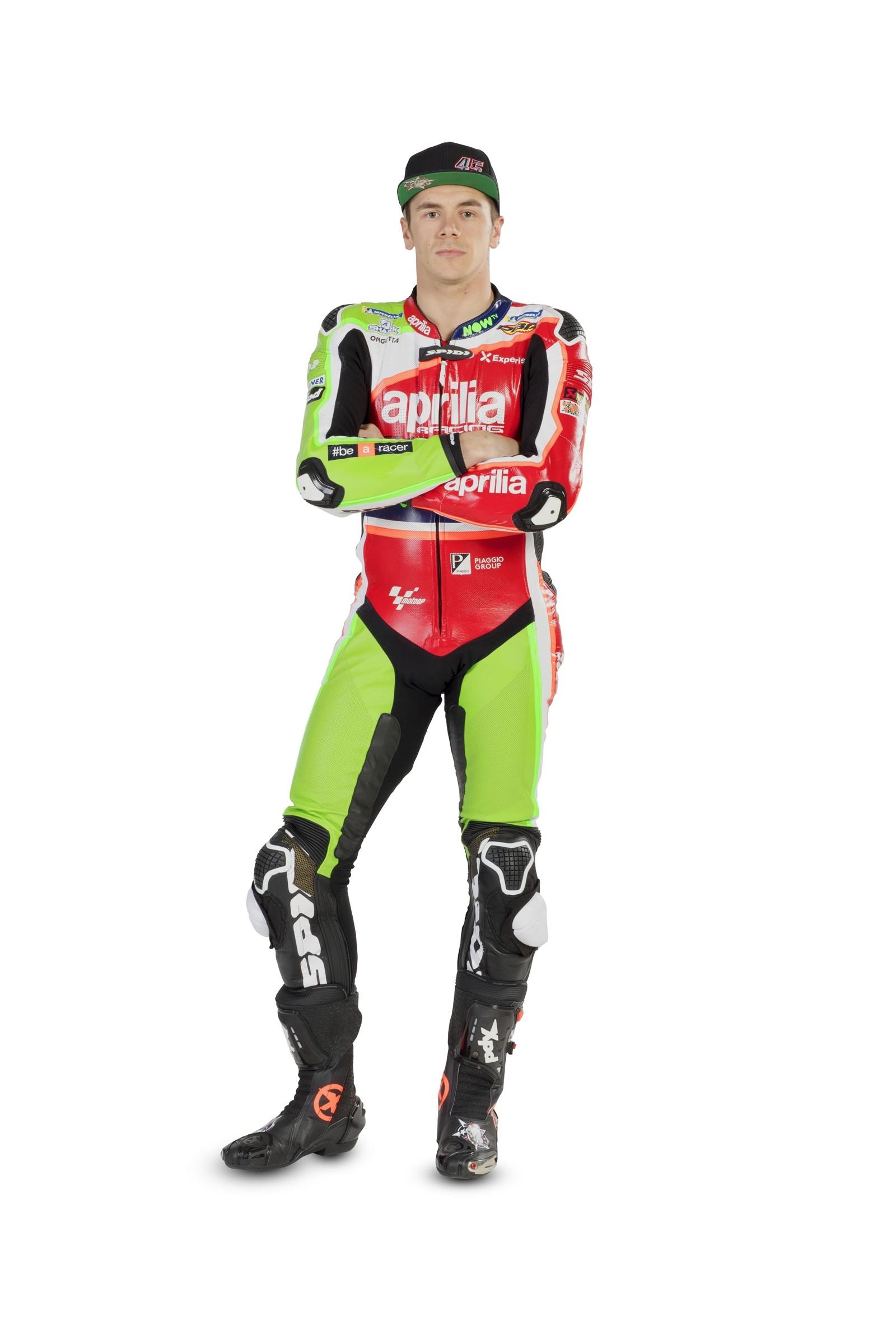 Foto de Aprilia Racing Team Gresini MotoGP 2018 (26/52)