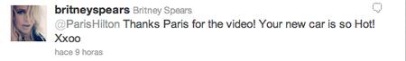 Tweet Britney