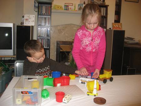 A las niñas les gustan las marcas de juguetes para chicos