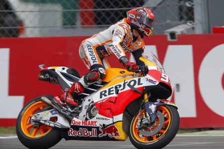 MotoGP llega a territorio Marc Márquez y Honda