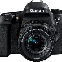 Amazon iguala el precio de la EOS 77D de Canon del Día sin IVA de MediaMarkt: sólo 660,33 euros