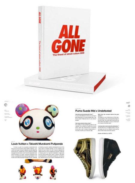 All Gone 2009, la biblia de la cultura urbana