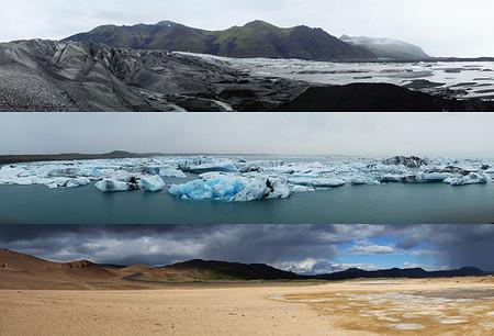 Islandia desde una roca: contemplando el fin del mundo
