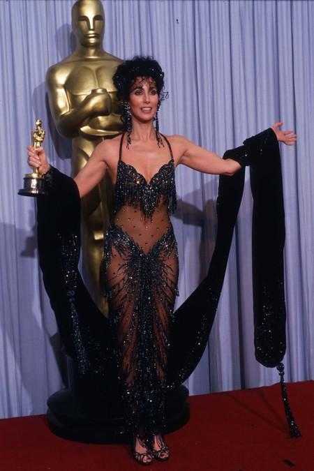 Cher Oscar 1987