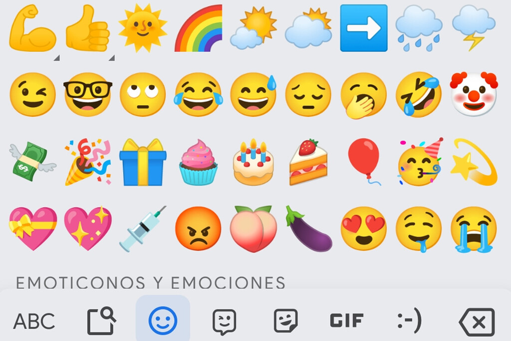 Gboard reorganiza sus preferencias en Android con un nuevo apartado para emojis
