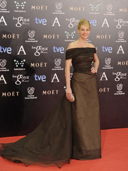 Belén Rueda peor vestidas Goya 2014