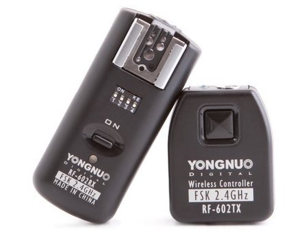 Yongnuo wireless triggers