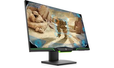 En El Corte Inglés esta semana tienes casi 70 euros de descuento en el monitor gaming HP 27xq