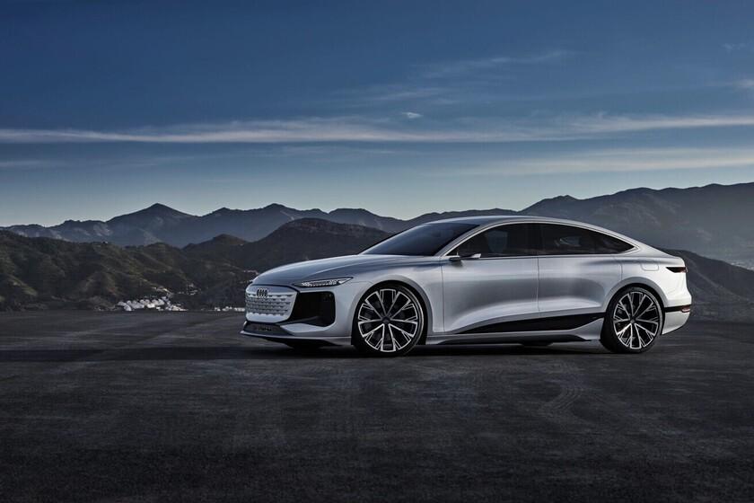 Audi pone fin a los coches de combustión: fabricarán sólo eléctricos a partir de 2026