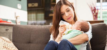 Descubren un polémico método para curar la alergia a las proteínas de la leche de vaca en bebés