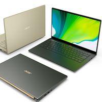 Acer Swift 5 (2020): la primera laptop que estrenará la nueva arquitectura Intel XE también llegará con pantalla anti microbios