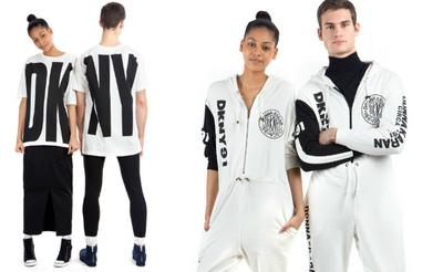 DKNY para Opening Ceremony: el horror de una colección unisex