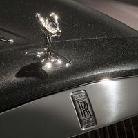 Rolls-Royce llevará la opulencia a Ginebra con el Ghost Elegance, un encargo que ha sido cubierto por 1.000 diamantes