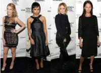Cena de gala de Chanel en Tribeca