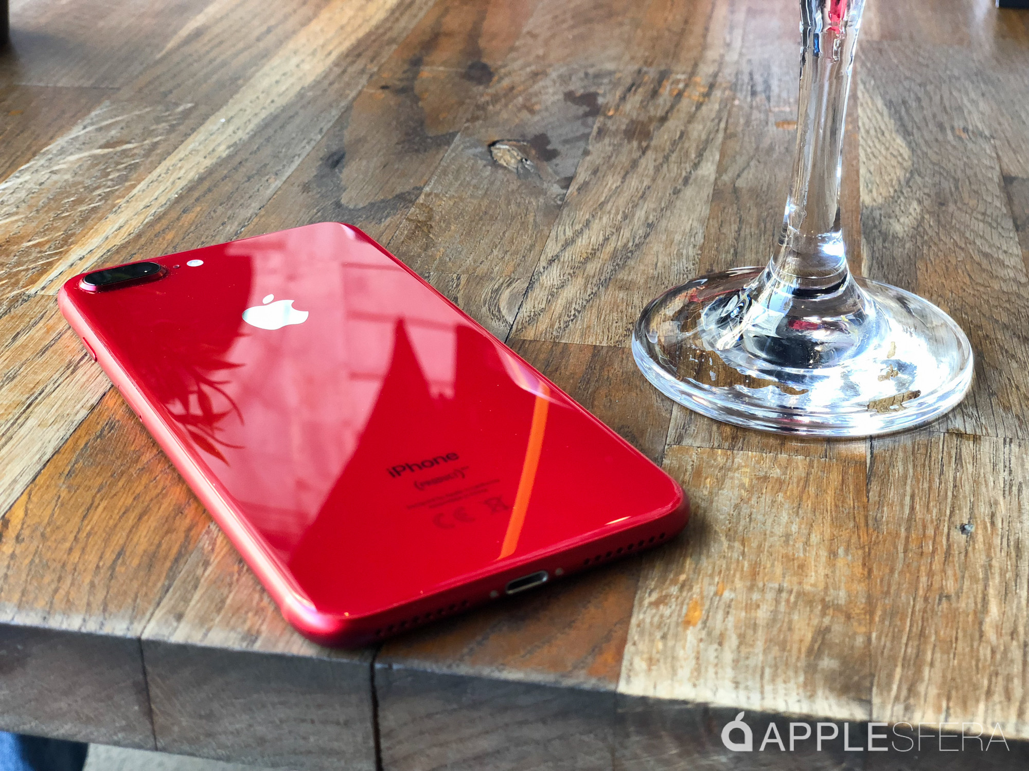 Foto de iPhone 8 Plus (RED) (23/28)