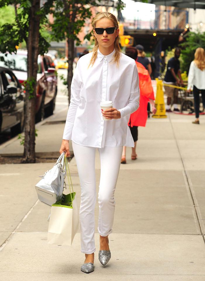 Foto de Top 5-1: Las famosas con mejor street style de 2013 (23/28)