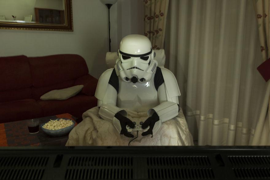 Foto de El día a día de los Stormtroopers (4/16)