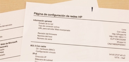 Cómo configurar en red la HP Officejet Pro 8600