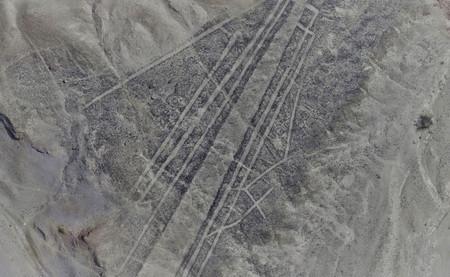 """Un dron ha descubierto 50 nuevas """"líneas de Nazca"""" y son aún más misteriosas que las anteriores"""