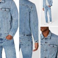 La chaqueta vaquera Levi's The Trucker por 55 euros y envío gratis