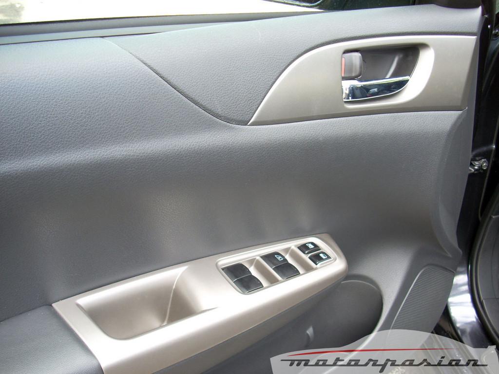 Foto de Subaru Impreza Sport (prueba) (1/32)