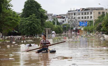 Sí, el cambio climático está causando más eventos meteorológicos extremos. Sí, va a ir a peor