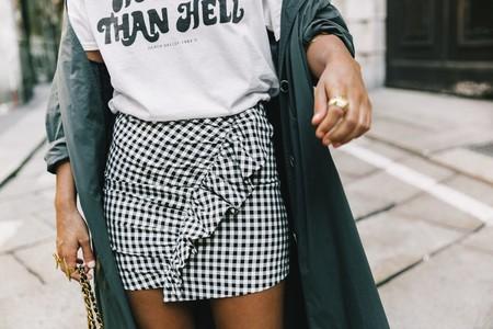 Las (mini)faldas de Zara que están arrasando en Instagram