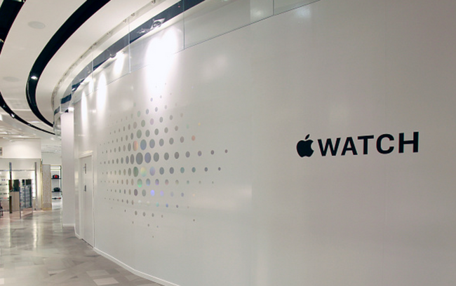 Apple Watch Isetan 1