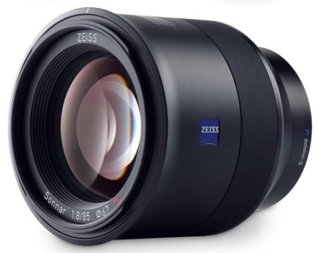 Zeiss Batis: así son las nuevas ópticas de 85 mm f/1.8 y 25 mm f/2 para las cámaras Sony A7