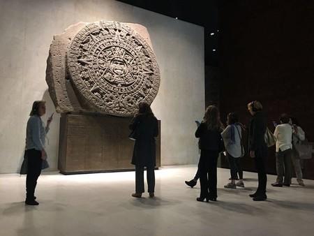 Una aplicación nos permite charlar con los dioses del pasado en la nueva exposición del Museo Nacional de Antropología