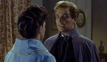 Vampiros de verdad: 'Las novias de Drácula' de Terence Fisher