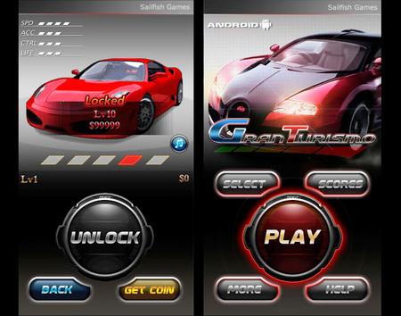 Gran Turismo Android