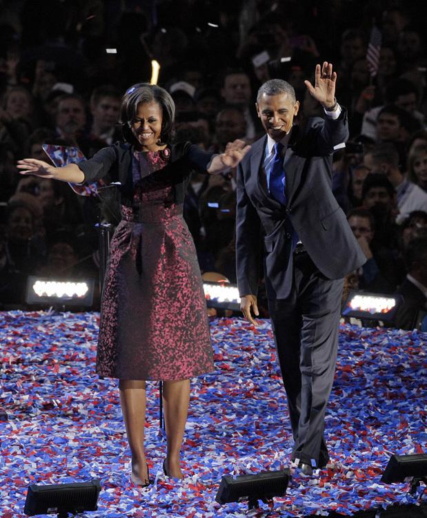 Michelle Obama caderas