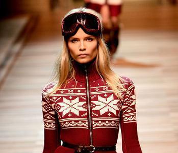 D&G Otoño-Invierno 2010/2011 en la Semana de la Moda de Milán