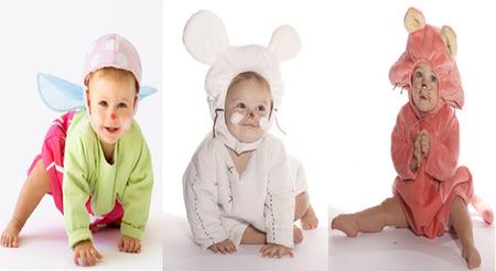 Disfraces de carnaval para bebés de Imaginarium
