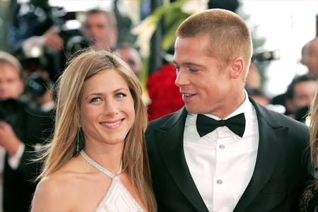 Brad Pitt Jennifer Aniston | G Tres