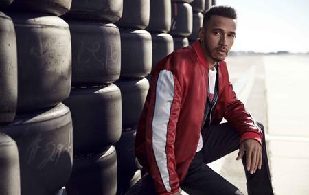 Tommy Hilfiger ficha a la estrella de la fórmula 1, Lewis Hamilton como su nuevo embajador