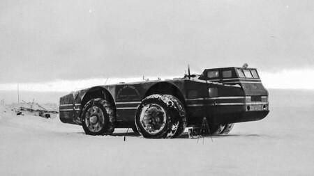 Snow Cruiser: el coloso de la Antártida de 37 toneladas y 17 metros que nunca llegó a explorar nada
