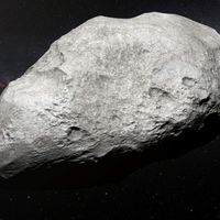 """Lo que necesitaba 2020 es una """"amenaza espacial"""": el asteroide que lleva dos años casi impactando con la Tierra y sigue llenando titulares"""