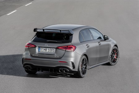 Mercedes Amg A 45 4matic 21